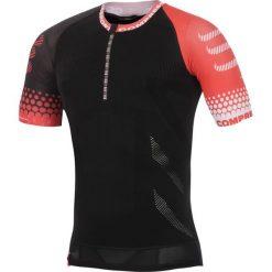 T-shirty męskie: koszulka do biegania kompresyjna męska COMPRESSPORT TRAIL RUNNING SHIRT SS / TRAIL SHIRT BK – koszulka do biegania kompresyjna męska COMPRESSPORT TRAI