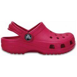 Crocs Buty Classic Clog K Pink c10 27-28. Różowe buciki niemowlęce chłopięce marki Crocs. Za 89,00 zł.