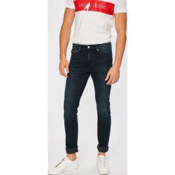 Calvin Klein Jeans - Jeansy West. Niebieskie jeansy męskie slim marki Calvin Klein Jeans. Za 499,90 zł.