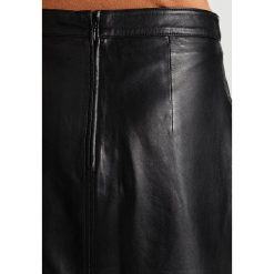Minispódniczki: Freaky Nation LISA Spódnica skórzana black