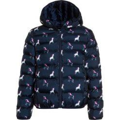 Friboo Kurtka przejściowa navy blazer. Niebieskie kurtki dziewczęce przejściowe marki Friboo, z materiału. Za 129,00 zł.