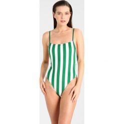 Stroje kąpielowe damskie: Solid & Striped THE CHELSEA Kostium kąpielowy emerald