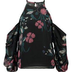 Bluzki asymetryczne: Bardot POPPY FLORAL Bluzka black
