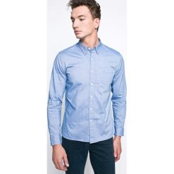 Levi's - Koszula. Brązowe koszule męskie na spinki marki Levi's®, l, w kratkę, z bawełny, button down, z długim rękawem. Za 239,90 zł.
