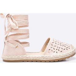 Answear - Espadryle Sweet Shoes. Szare espadryle damskie marki ANSWEAR, z gumy. W wyprzedaży za 69,90 zł.
