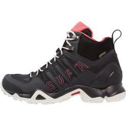 Buty zimowe damskie: adidas Performance TERREX SWIFT R GTX Buty trekkingowe core black/granit