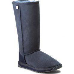 Buty EMU AUSTRALIA - Platinum Stinger Hi WP10001 Indigo. Szare buty zimowe damskie marki EMU Australia, z gumy. W wyprzedaży za 569,00 zł.