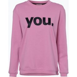 Bluzy rozpinane damskie: talk about - Damska bluza nierozpinana, różowy