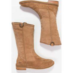 Buty zimowe damskie: UGG DAPHNE  Śniegowce chestnut