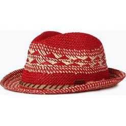 Barts - Kapelusz damski, czerwony. Czerwone kapelusze damskie Barts. Za 119,95 zł.