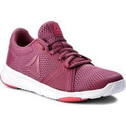 Buty Reebok - Flexile CN5360 Berry/Lilac/Pink/White. Fioletowe buty do fitnessu damskie Reebok, z materiału. W wyprzedaży za 189,00 zł.