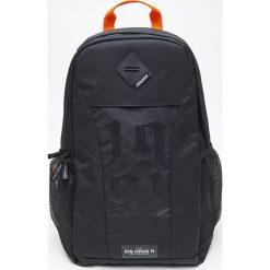 Plecaki męskie: Duży plecak z kieszeniami - Czarny