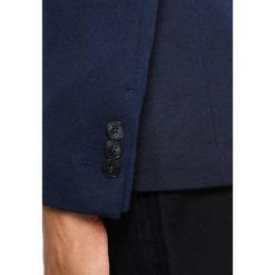 Marynarki męskie slim fit: Burton Menswear London Marynarka garniturowa navy