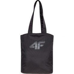 4f Torba plażowa H4L18-TPL001 20 czarna. Czarne torby plażowe 4f. Za 44,21 zł.