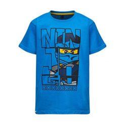 """T-shirty chłopięce z nadrukiem: Koszulka """"M-72166"""" w kolorze niebieskim"""