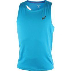 Koszulka do biegania męska ASICS RACE SINGLET / 129909-0823 - ASICS RACE SINGLET. Niebieskie koszulki sportowe męskie marki Asics, m. Za 79,00 zł.