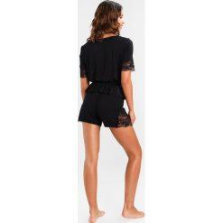 T-shirty damskie: La Perla LAPIS OPENED Koszulka do spania black