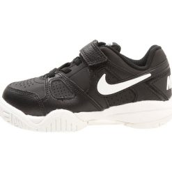 Buty do tenisa męskie: Nike Performance CITY COURT 7 (PSV) Obuwie multicourt black/white