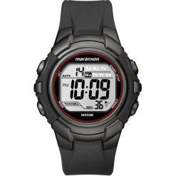 Zegarek unisex Timex Marathon T5K642. Czarne zegarki damskie Timex. Za 109,00 zł.