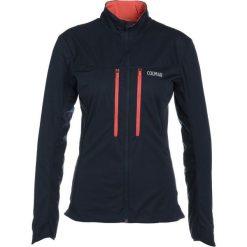 Colmar TRAIL Kurtka Softshell blue black/peach. Szare kurtki sportowe damskie marki Colmar, z materiału. W wyprzedaży za 503,30 zł.