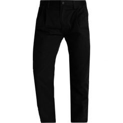 Spodnie męskie: Maharishi ORIGINAL SNOPANTS STRAIGHT FIT Spodnie materiałowe black