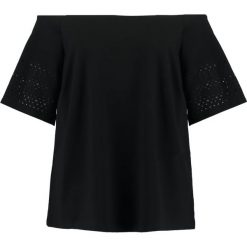 T-shirty damskie: Lauren Ralph Lauren Woman Tshirt z nadrukiem polo black
