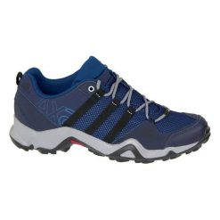 Buty trekkingowe męskie: Adidas Buty męskie AX2 granatowe r. 47 1/3 (AQ4040)