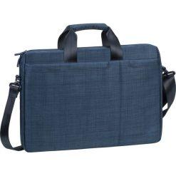 """Torba RivaCase do laptopa 15.6"""" Niebieska. Niebieskie torby na laptopa RivaCase. Za 168,00 zł."""