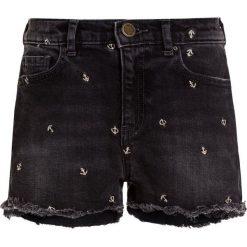 Bermudy damskie: Scotch R'Belle HIGH WAIST DREAM  Szorty jeansowe dream noir