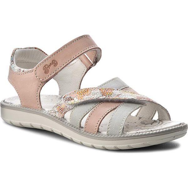 c65433e35d4a2 Sandały PRIMIGI - 7603077 M Rosa - Różowe sandały dziewczęce Primigi, z  zamszu. W wyprzedaży za 129,00 zł. - Sandały dziewczęce - Buty dziewczęce -  Buty ...