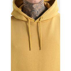 Bejsbolówki męskie: 12 Midnight DYED HOODIE Bluza z kapturem mustard yellow