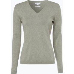 Brookshire - Sweter damski, zielony. Czarne swetry klasyczne damskie marki brookshire, m, w paski, z dżerseju. Za 129,95 zł.