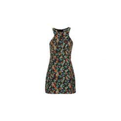 Sukienki krótkie Morgan  RAKIA. Sukienki małe czarne marki Morgan, z krótkim rękawem. Za 230,30 zł.