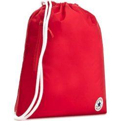 Plecak CONVERSE - 10003340-A01 600. Czerwone plecaki męskie Converse, z materiału, sportowe. Za 79,00 zł.