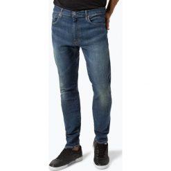 Levi's - Jeansy męskie – 512™, niebieski. Niebieskie jeansy męskie regular Levi's®. Za 399,95 zł.