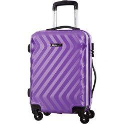 Walizki: Walizka w kolorze fioletowym – 35 l