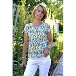T-shirt Bali green. Niebieskie t-shirty damskie marki Pakamera, z bawełny. Za 69,00 zł.