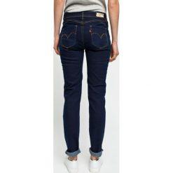 Levi's - Jeansy Revel Skinny Push Up. Brązowe jeansy damskie marki Levi's®, z bawełny. W wyprzedaży za 299,90 zł.