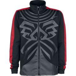 Star Wars The Clone Wars - Darth Maul Bluza dresowa czarny/czerwony. Brązowe bluzy męskie z kieszeniami marki SOLOGNAC, m, z elastanu. Za 224,90 zł.