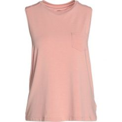 Topy damskie: Reebok NATURE TANK Top chalk pink
