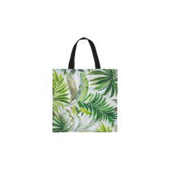 Torebka damska we wzory, kolorowa torebka. Szare torebki klasyczne damskie TXM, w kolorowe wzory. Za 9,99 zł.