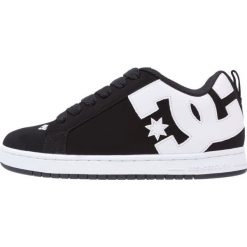Tenisówki męskie: DC Shoes COURT GRAFFIK Buty skejtowe black