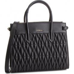 Torebka FURLA - Cometa 994219 B BTZ5 2Q0 Onyx. Czarne torebki klasyczne damskie marki Furla, ze skóry. Za 1610,00 zł.
