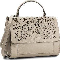 Torebka CREOLE - K10470  Cappucino. Brązowe torebki klasyczne damskie Creole, ze skóry. W wyprzedaży za 239,00 zł.