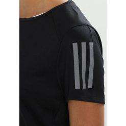 Adidas Performance Tshirt z nadrukiem black. Czarne topy sportowe damskie adidas Performance, xxs, z nadrukiem, z materiału. Za 149,00 zł.