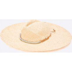Seafolly - Kapelusz. Czarne kapelusze damskie marki Reserved, z wełny. W wyprzedaży za 129,90 zł.