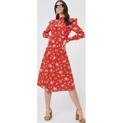 Długie sukienki: FWSS Sukienka Bodil - Red