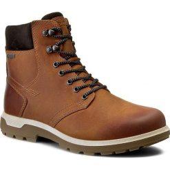 Buty trekkingowe męskie: Ecco Buty męskie Whistler brązowe r. 40 (83361459236)