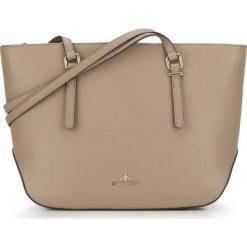 Torebka damska 87-4-701-9. Brązowe torebki klasyczne damskie Wittchen, zdobione. Za 479,00 zł.