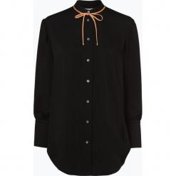 Calvin Klein Womenswear - Bluzka damska, czarny. Czarne topy sportowe damskie Calvin Klein Womenswear, z tkaniny. Za 449,95 zł.
